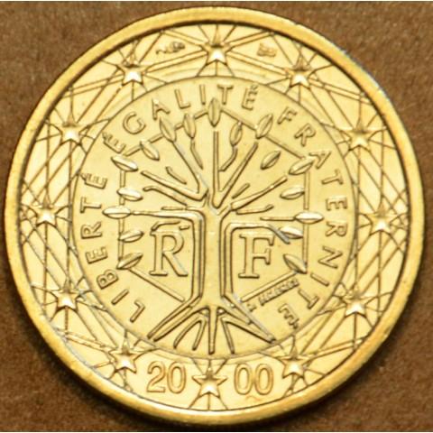 1 Euro Francúzsko 2000 (UNC)