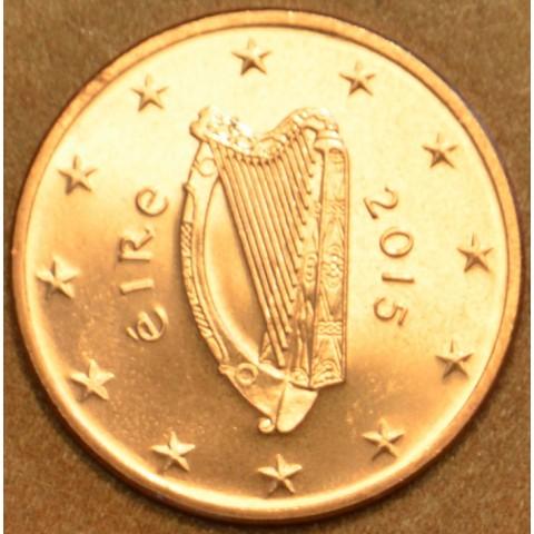 1 cent Írsko 2015 (UNC)