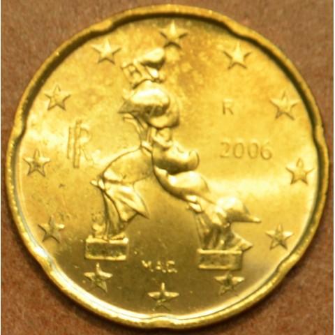 20 cent Taliansko 2006 (UNC)