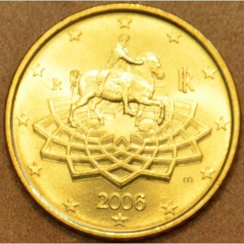 50 cent Taliansko 2006 (UNC)