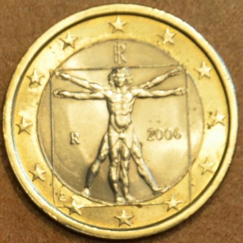 1 Euro Taliansko 2006 (UNC)