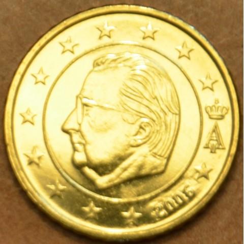 50 cent Belgicko 2006 (UNC)