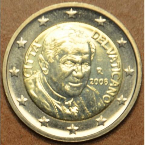 2 Euro Vatikán 2008 (BU)