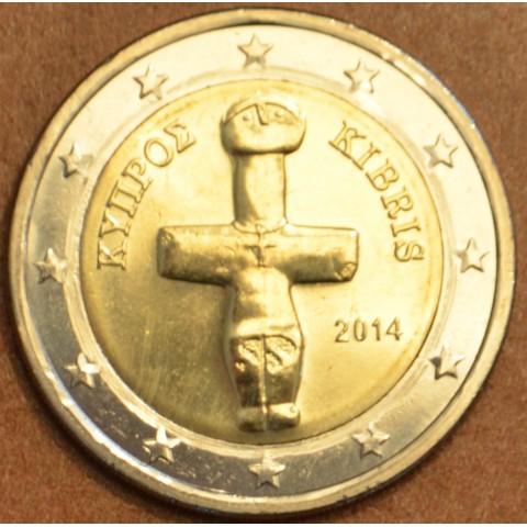 2 Euro Cyprus 2014 (UNC)