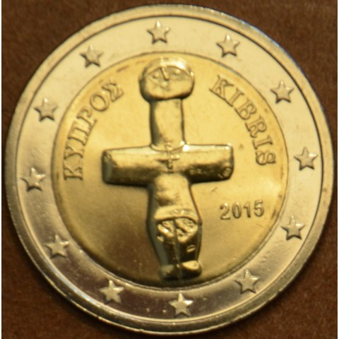 2 Euro Cyprus 2015 (UNC)