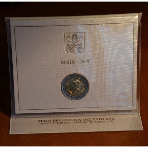 2 Euro Vatikán 2009 - Medzinárodný rok astronómie (BU)