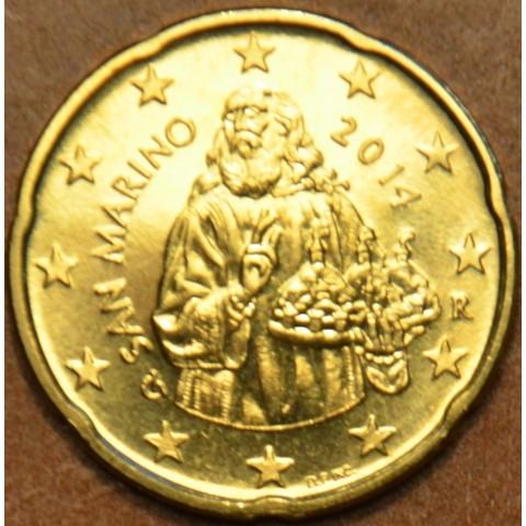 20 cent San Marino 2014  (UNC)