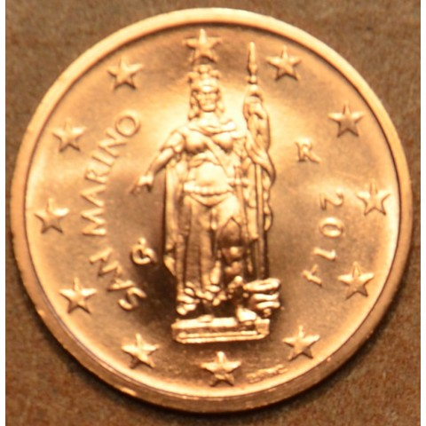2 cent San Marino 2014 (UNC)