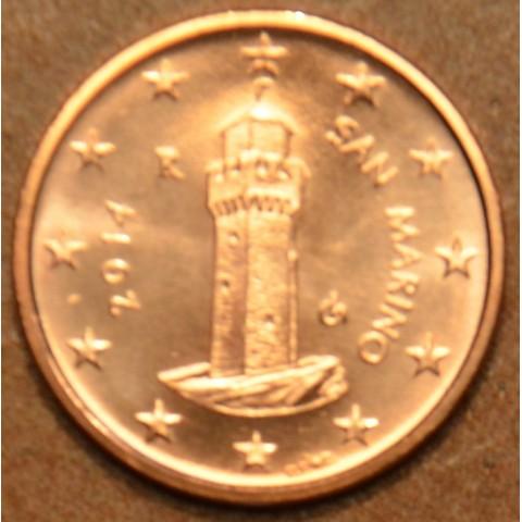 1 cent San Marino 2014 (UNC)