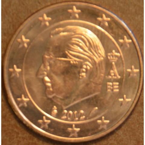 5 cent Belgicko 2012 (UNC)