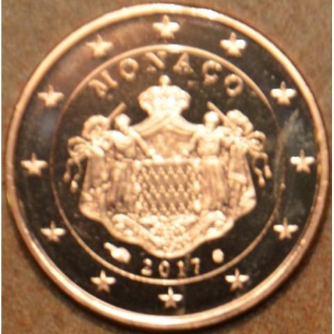 2 cent Monaco 2017 (BU)