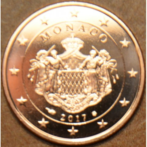 5 cent Monaco 2017 (BU)