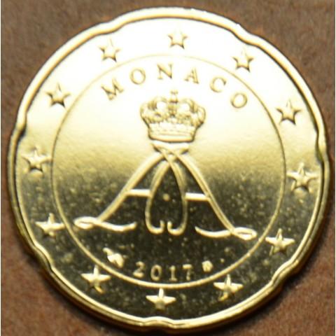 20 cent Monaco 2017 (BU)