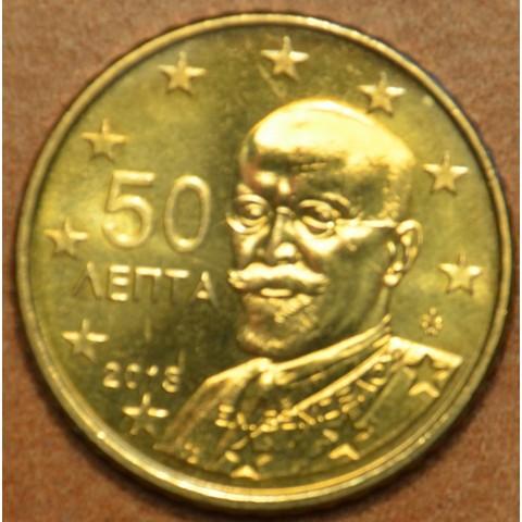 50 cent Grécko 2013 (UNC)