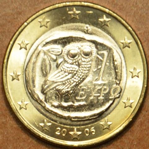 1 Euro Grécko 2006 (UNC)