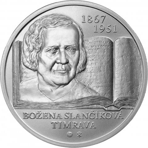 10 Euro Slovakia 2017 - Božena Slančíková Timrava (BU)