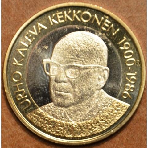 5 Euro Fínsko 2017 - Urho Kaleva Kekkonen (UNC)