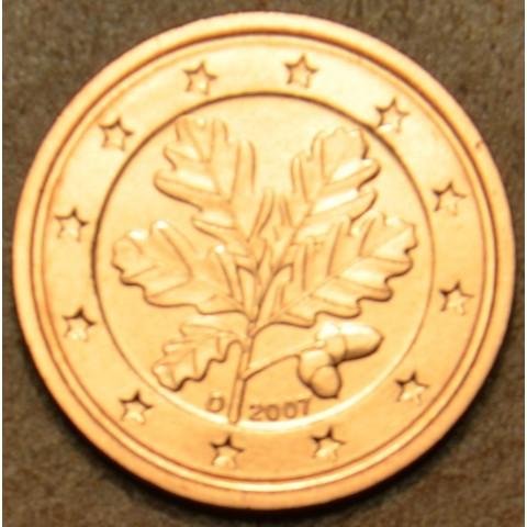 """1 cent Nemecko """"D"""" 2007 (UNC)"""
