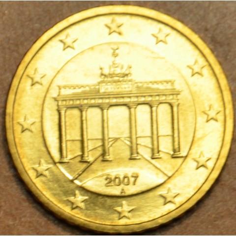 """50 cent Nemecko """"A"""" 2007 (UNC)"""