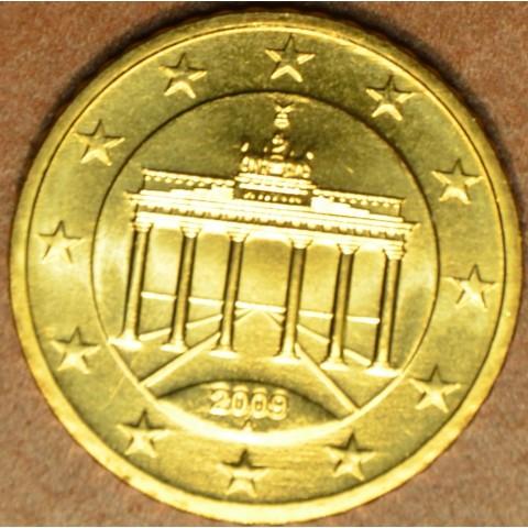 """50 cent Nemecko """"A"""" 2009 (UNC)"""