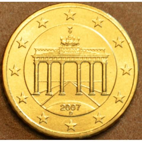 """50 cent Nemecko """"D"""" 2007 (UNC)"""