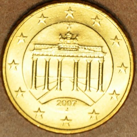 """50 cent Nemecko """"J"""" 2007 (UNC)"""