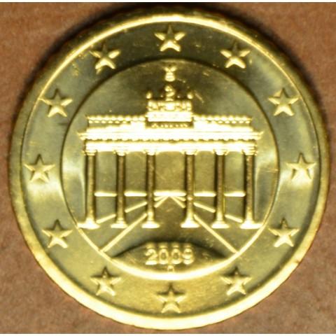 """50 cent Nemecko """"D"""" 2009 (UNC)"""