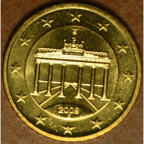 """50 cent Nemecko """"G"""" 2009 (UNC)"""
