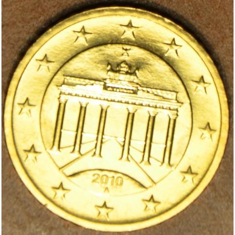 """50 cent Nemecko """"A"""" 2010 (UNC)"""