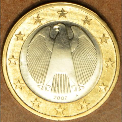 """1 Euro Nemecko """"A"""" 2007 (UNC)"""