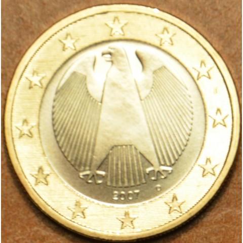 """1 Euro Nemecko """"D"""" 2007 (UNC)"""