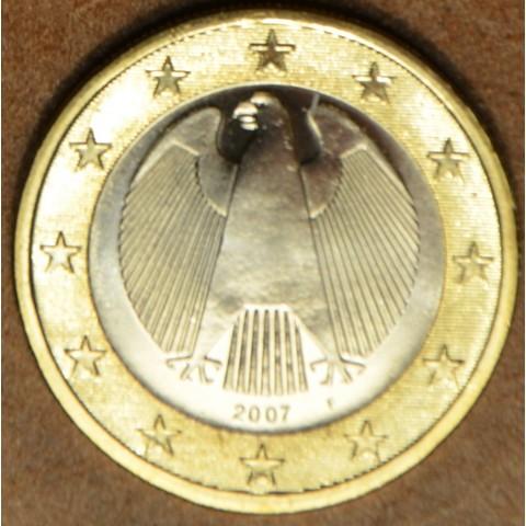 """1 Euro Nemecko """"F"""" 2007 (UNC)"""
