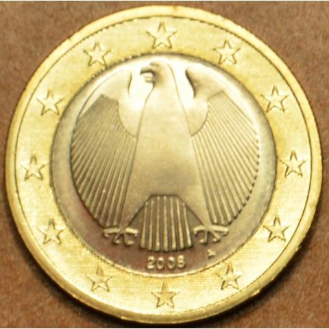 """1 Euro Nemecko """"A"""" 2008 (UNC)"""
