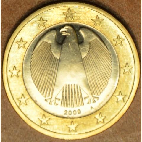 """1 Euro Nemecko """"A"""" 2009 (UNC)"""