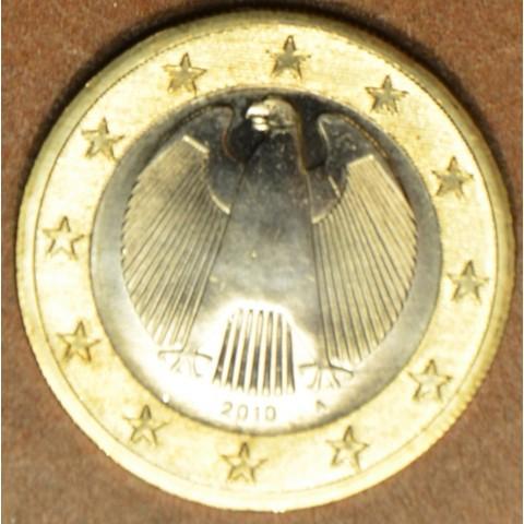 """1 Euro Nemecko """"A"""" 2010 (UNC)"""