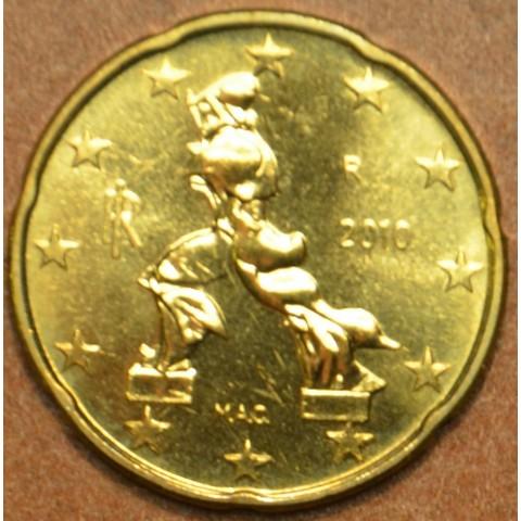 20 cent Taliansko 2010 (UNC)