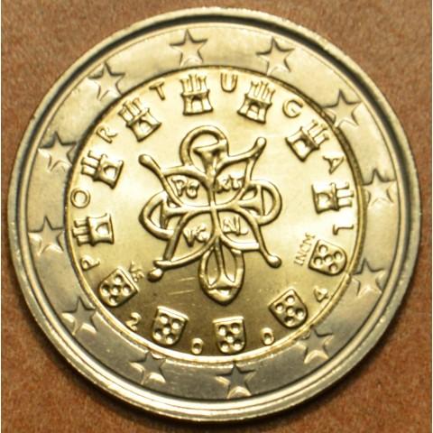 2 Euro Portugalsko 2004 (UNC)