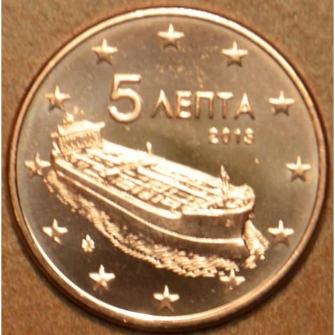 5 cent Grécko 2013 (UNC)
