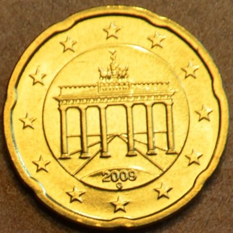 """20 cent Nemecko """"G"""" 2009 (UNC)"""