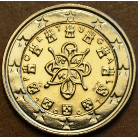 2 Euro Portugalsko 2007 (UNC)