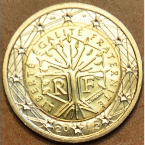 2 Euro Francúzsko 2012 (UNC)