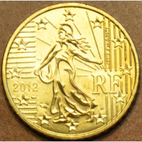 50 cent Francúzsko 2012 (UNC)