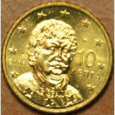 10 cent Grécko 2006 (UNC)
