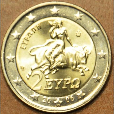 2 Euro Grécko 2006 (UNC)