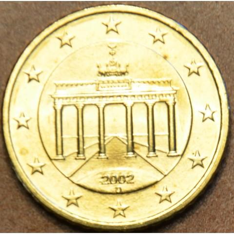 """10 cent Nemecko """"D"""" 2002 (UNC)"""