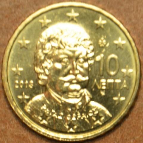 10 cent Grécko 2013 (UNC)
