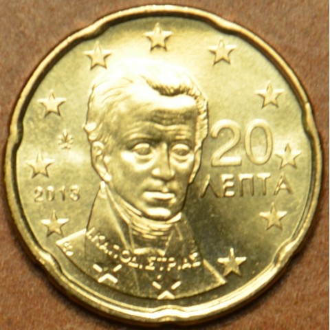 20 cent Grécko 2013 (UNC)
