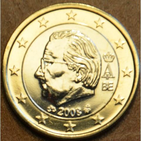 1 Euro Belgicko 2008 (UNC)