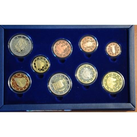 Sada 9 mincí San Marino 2013 (Proof)