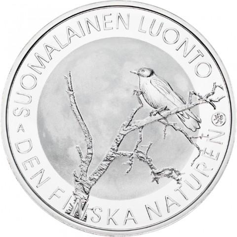 20 Euro Fínsko 2017 - Fínska príroda (Proof)